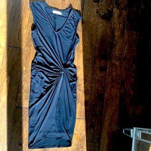 Velvet by Graham & Spencer stretchy twist dress.